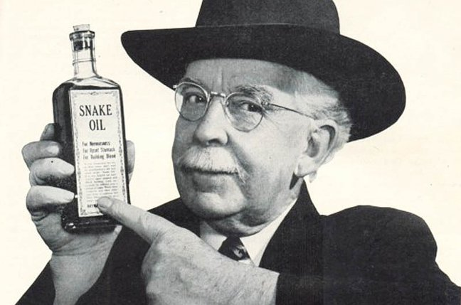 Are Stem Cells Snake Oil?